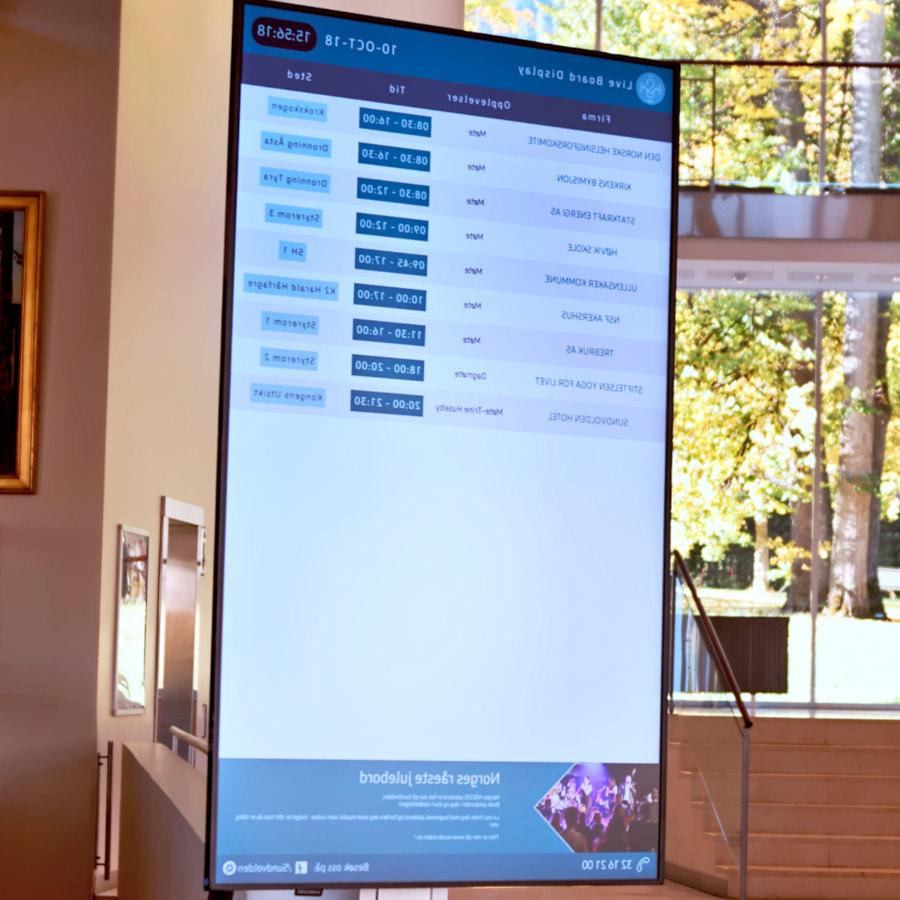 Intelligent Screens   SH